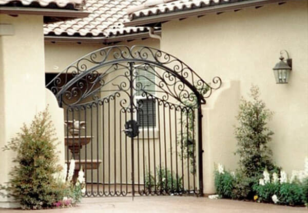 exterior decorative enclosures
