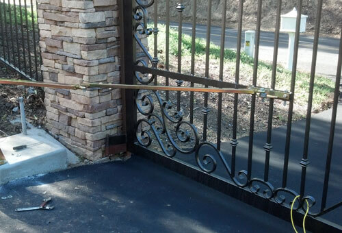 Motorized Gate Repair San Diego Ca Entry Amp Driveway