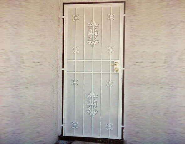 Home Security Door