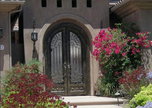 Wrought Iron Security Doors Amp Screens San Diego Ca