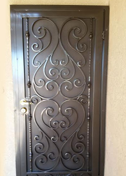 Ba Ramirez Iron Works Gallery Ornamental Wrought Iron Doors