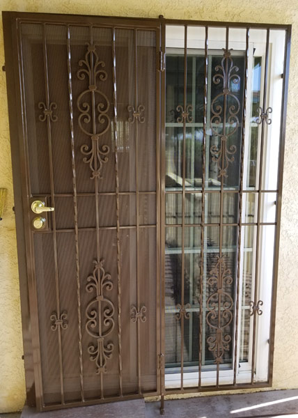 Security Patio Door in Carlsbad, CA