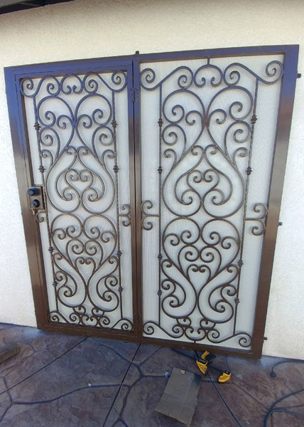 Steel Framed Door in Poway, CA