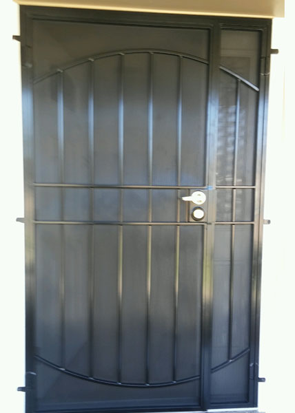 Oversized Security Door in Encinitas, CA