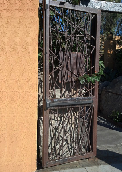 Decorative Security Screen Doors ba ramirez iron works gallery | ornamental wrought iron doors