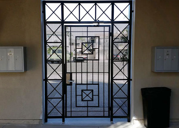 Ba Ramirez Iron Works Gallery Ornamental Wrought Iron