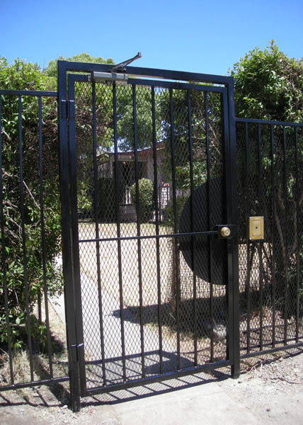 Ba Ramirez Iron Works Gallery Custom Ornamental Gates
