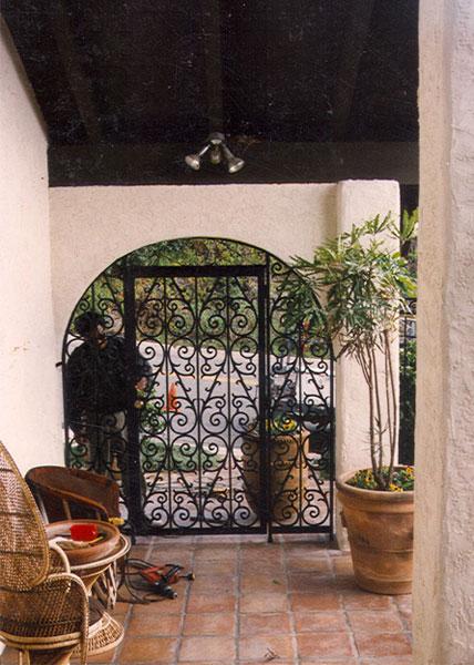 Wrought Iron Fencing Installation La Jolla Ca Iron