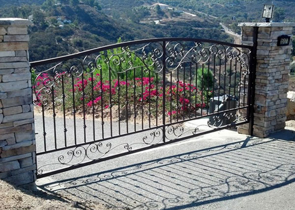 Ba Ramirez Iron Works Gallery Custom Ornamental Gates