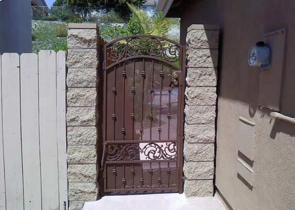 BA Ramirez Iron Works Gallery   Custom Ornamental Gates San