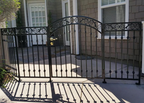Iron Entry Doors Fences Gates Amp Railings Carlsbad Ca
