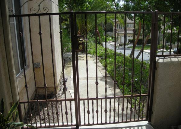 Iron Fencing Repair Amp Replacement Rancho Bernardo Ca