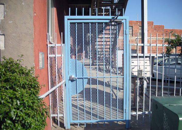 Iron Entry Doors Fences Gates Amp Railings San Diego Ca