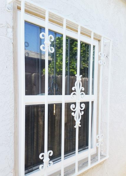 Ba Ramirez Iron Works Gallery Wrought Iron Window Guards