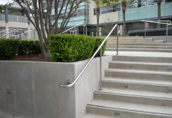Staircase Railings Decorative Wrought Iron San Diego Ca