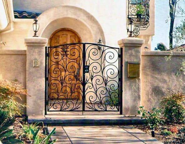 Affordable Ornamental Gate Installer