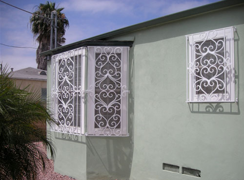 Iron Window Guards