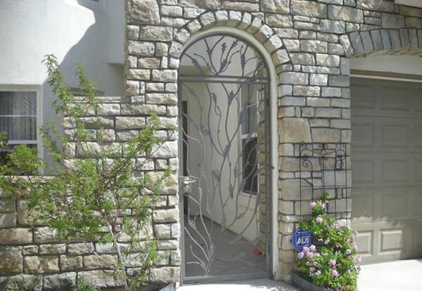Wrought Iron Gates - San Diego, CA